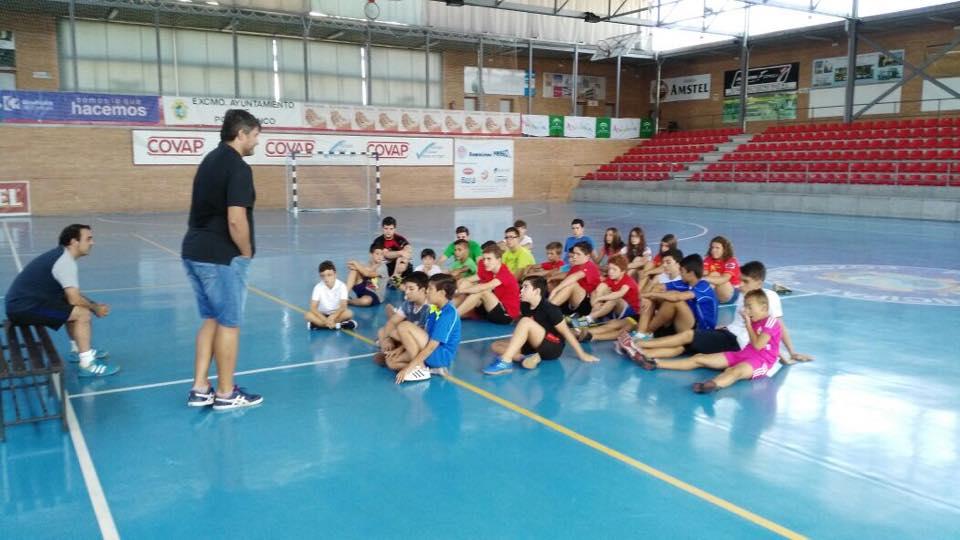 Escuela de verano 2018 - Balonmano Pozoblanco