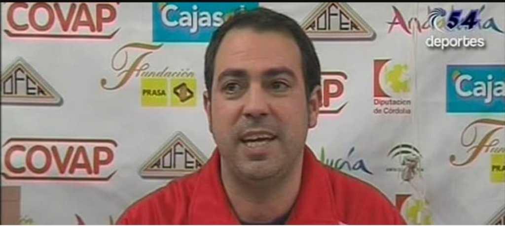 Jose Eduardo Cordoba -Pepedu- sera director de las categorias inferiores del Club Balonmano Pozoblanco 2018-2019