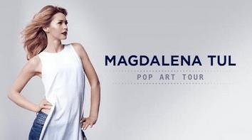 Magdalena Tul Pop Art Tour 2017, 46 bal polski, jola piesakowska,