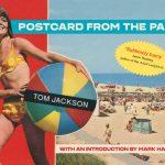 Past Postcard, Bal Polski, Tom Jackson book, holiday, funny book