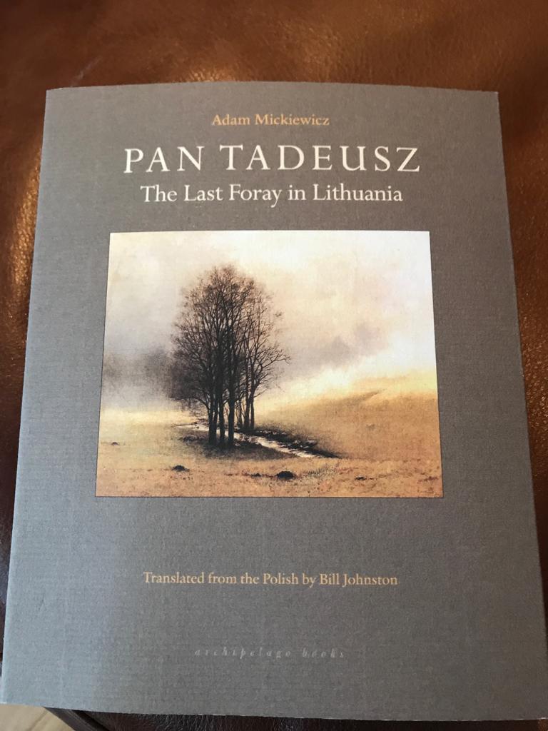 Pan Tadeusz, Pan Tadeusz The Last Foray in Lithuania Bill Johnston, Bal Polski, 47 Bal Polski, Jola Piesakowska