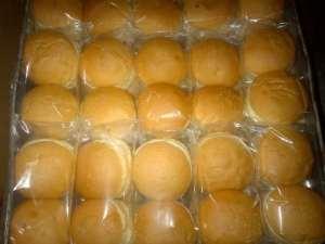jual roti dan daging burger di jogja