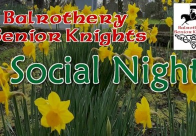 Senior Social Night February