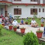 कोरोना रोगीका लागि भरोसाको केन्द्र : सामुदायिक चिकित्सा केन्द्र नवलपुर