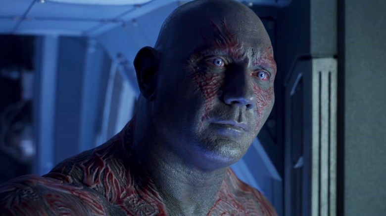 Guardians Of The Galaxy Vol. 2 Dave Bautista Drax The Destroyer Wallpaper 11121