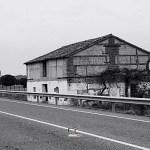 Casa Abandonada cuneta