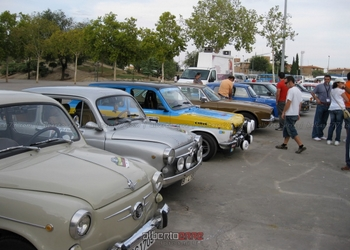 i rally ciudad de talavera 2009