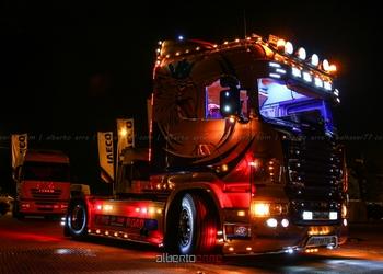 concentracion camiones talavera