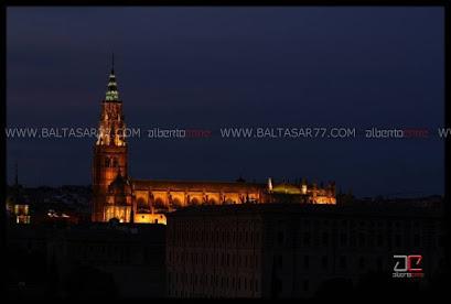 fotografia nocturna toledo