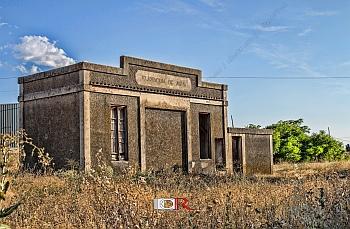 Vieja Estación Abandonada