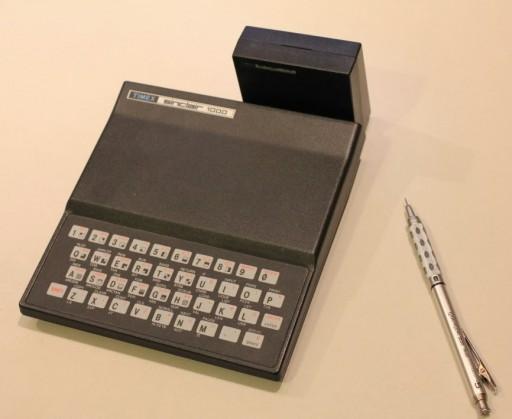 Timex 1000 / Sinclair ZX81