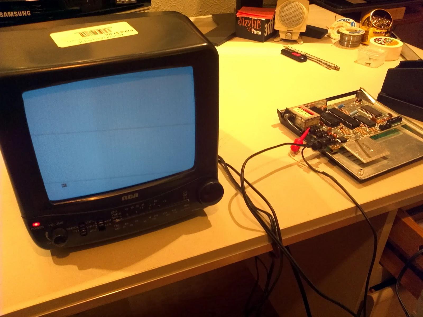 Sinclair ZX81 lives on! - Baltazar Studios