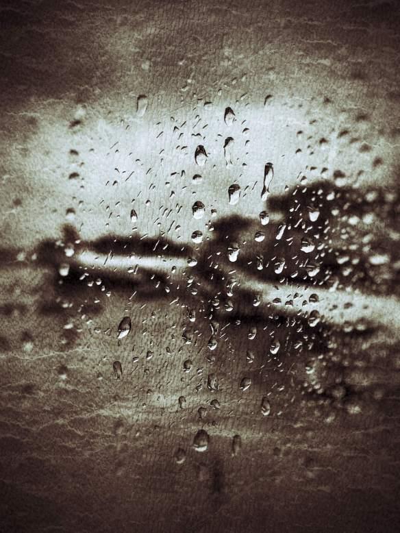 """it's raining again..hmmh hmmmm"