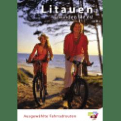 Litauen - ausgewählte Fahrradrouten (auf De