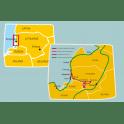 Küstenradweg Litauen Wegbeschreibung AUF DEUTSCH