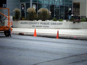 Allen County Public Library building