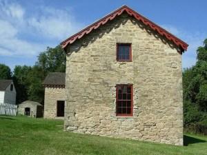 Slave Quarters at the Hampton Mansion–Towson