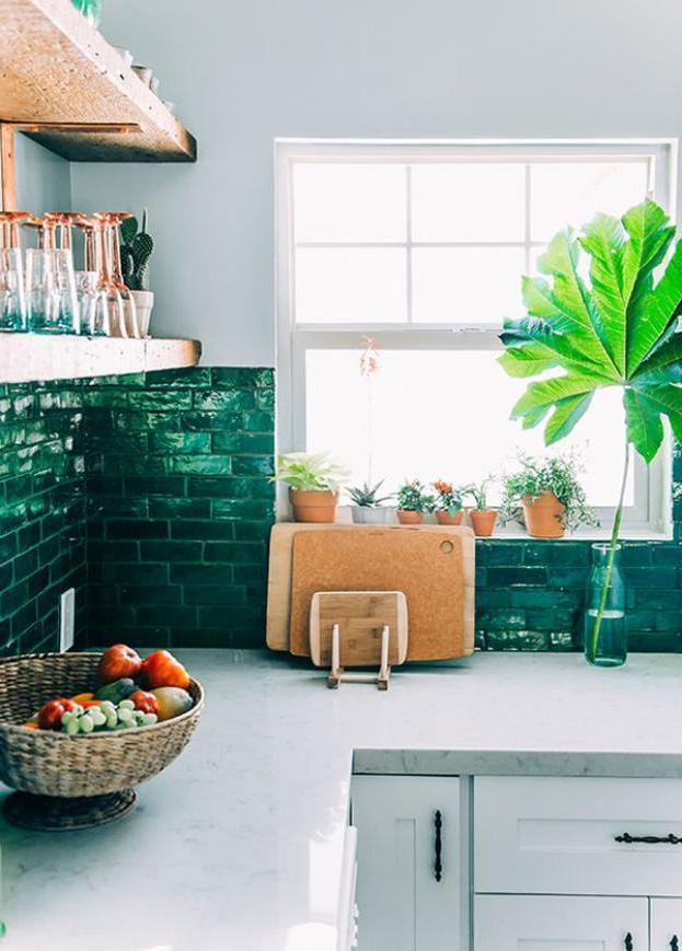 Cool Kitchen Backsplash Ideas