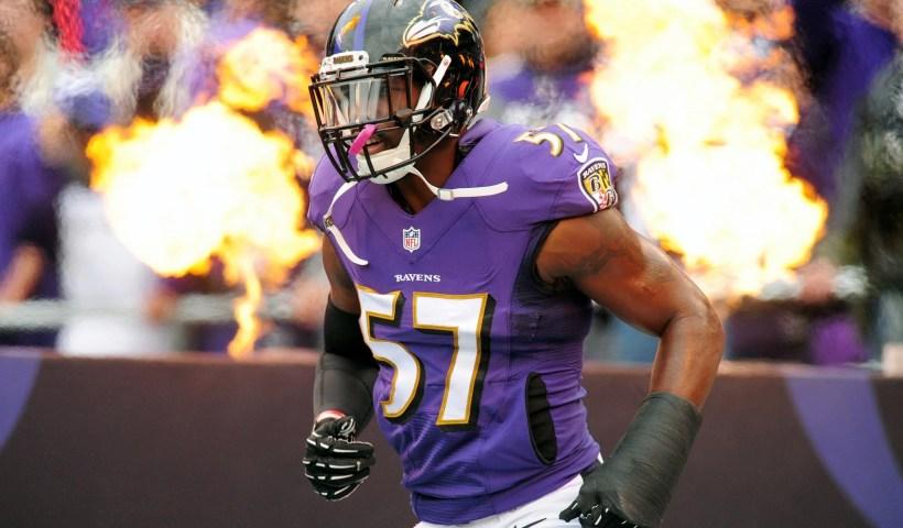 Ravens Linebackers CJ Mosley