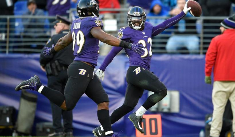 Ravens Secondary