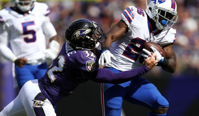 Ravens Bills Preview