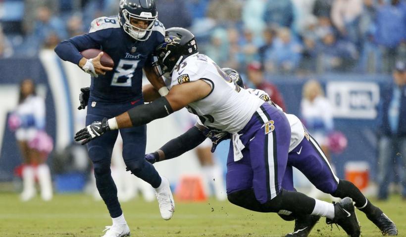 Ravens Titans Review