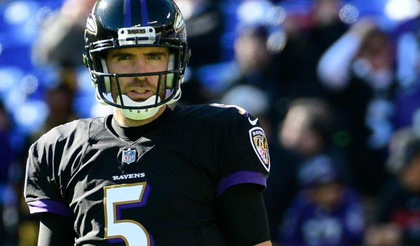 Joe Flacco Hip