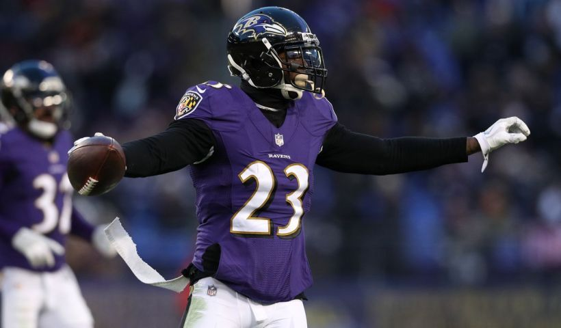 Tony Jefferson Ravens Injury