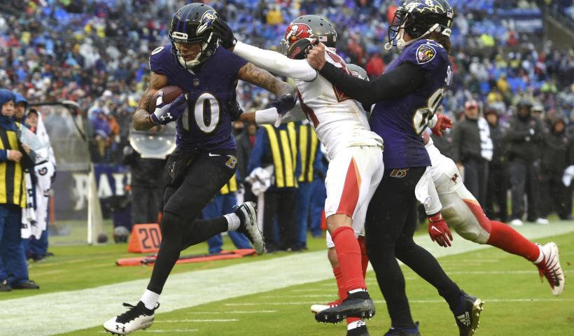 Ravens Buccaneers 2018