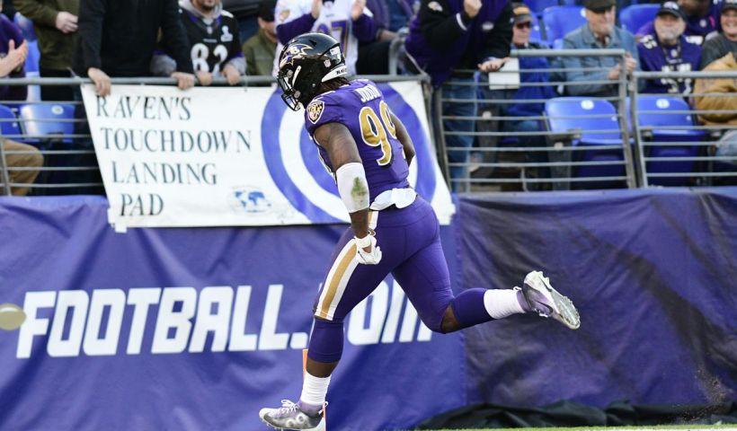 Matt Judon Ravens Edge Rushers