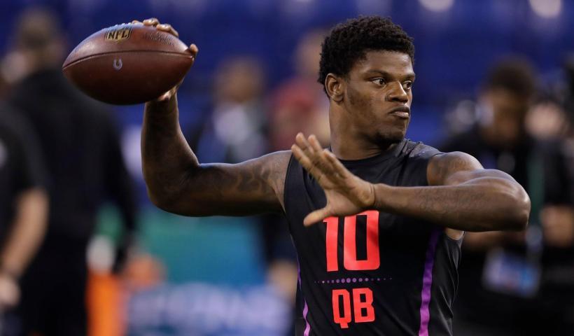 NFL Combine Baltimore Ravens