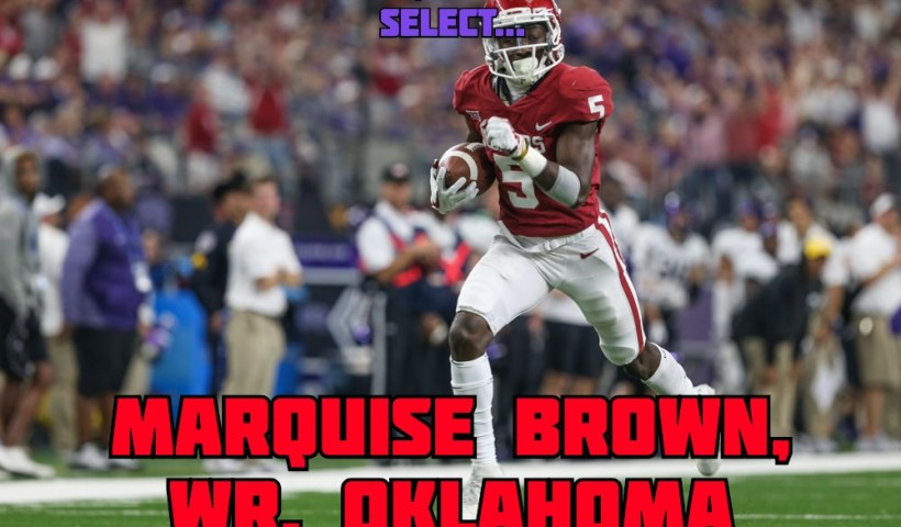 Marquise Brown Ravens