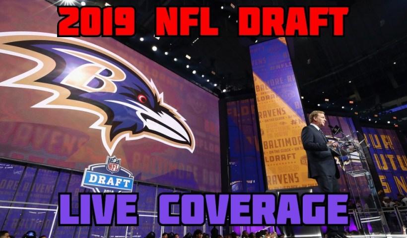 Ravens NFL Draft 2019
