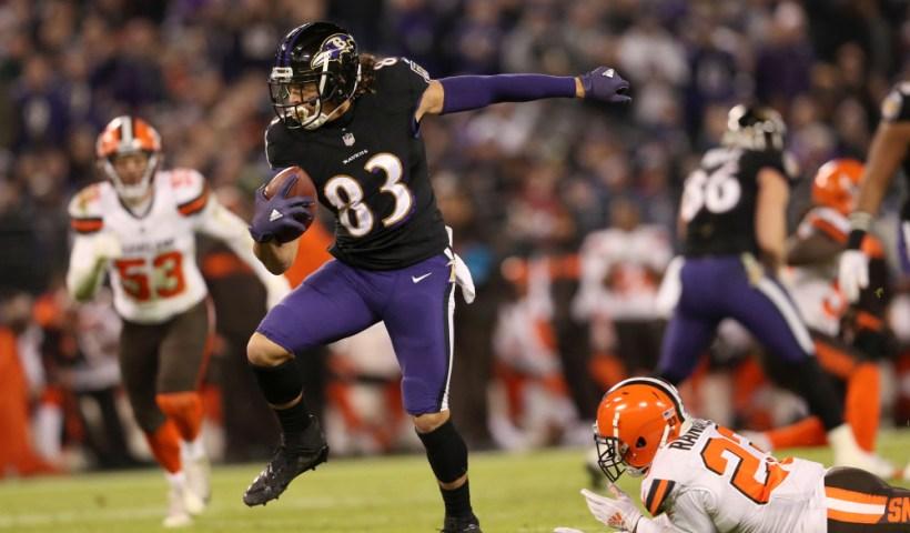 Ravens Browns 2019