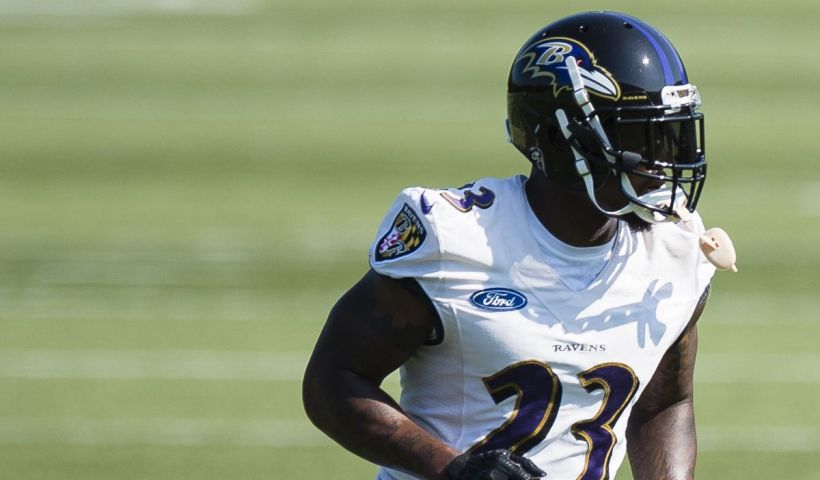 Tony Jefferson Ravens Knee Injury