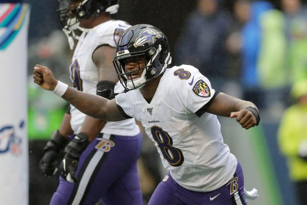 Instant analysis: Lamar Jackson, resurgent defense lead Ravens to 30-16 win over Seahawks