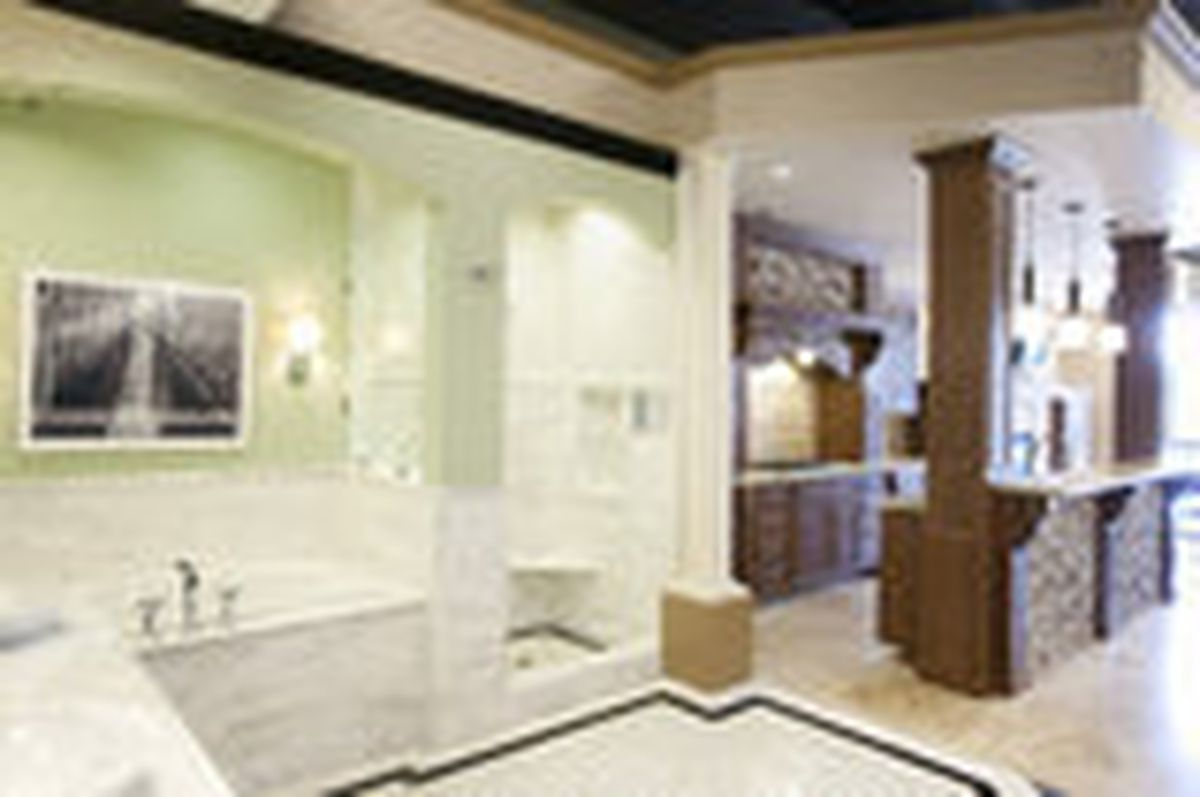 the tile shop options abound with