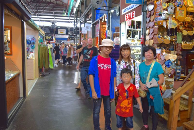 The Hall, Fremantle Market