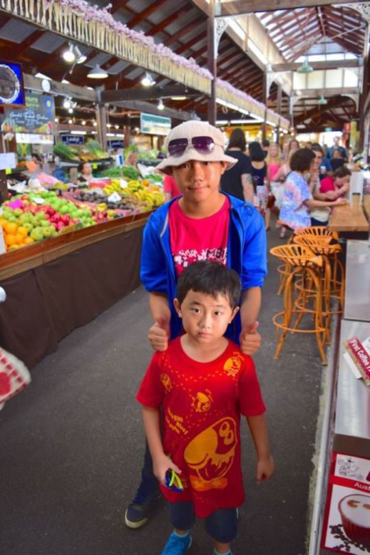 The Yard, Fremantle Market