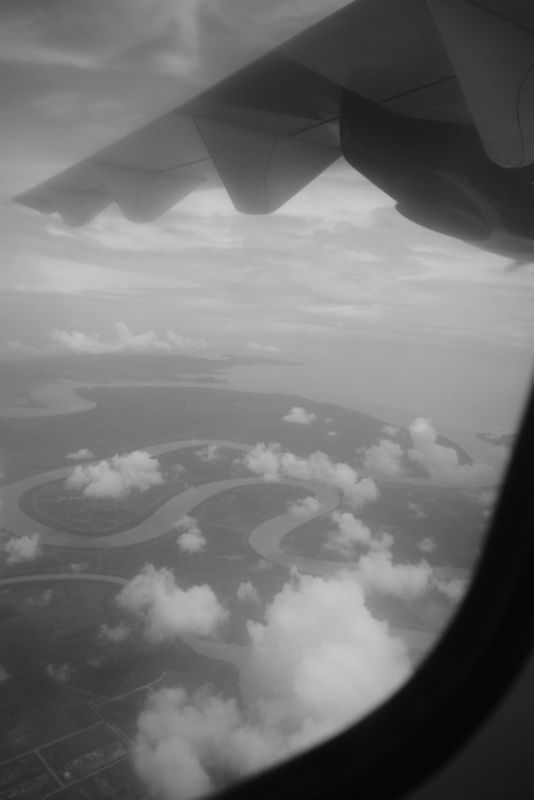 Somewhere over Sarawak @2015