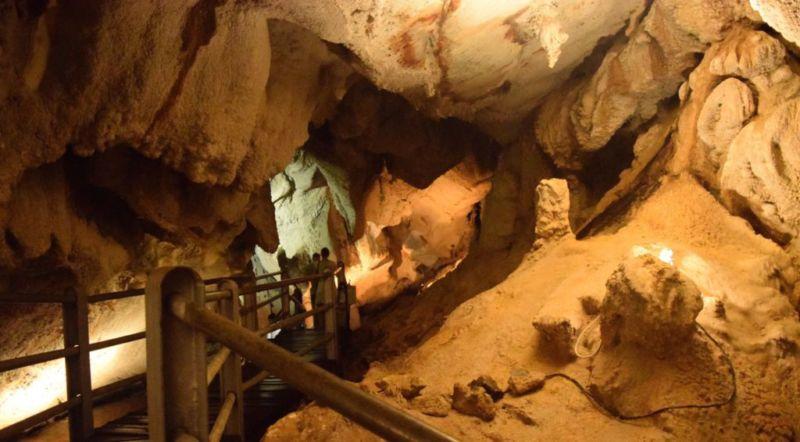 Wind Cave, Mulu National Park @2015