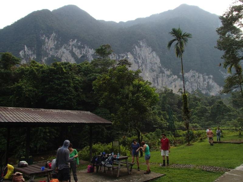 View around Camp 5 @2015