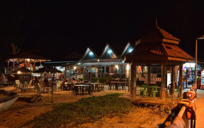 Salang Dream Restaurant , Tioman