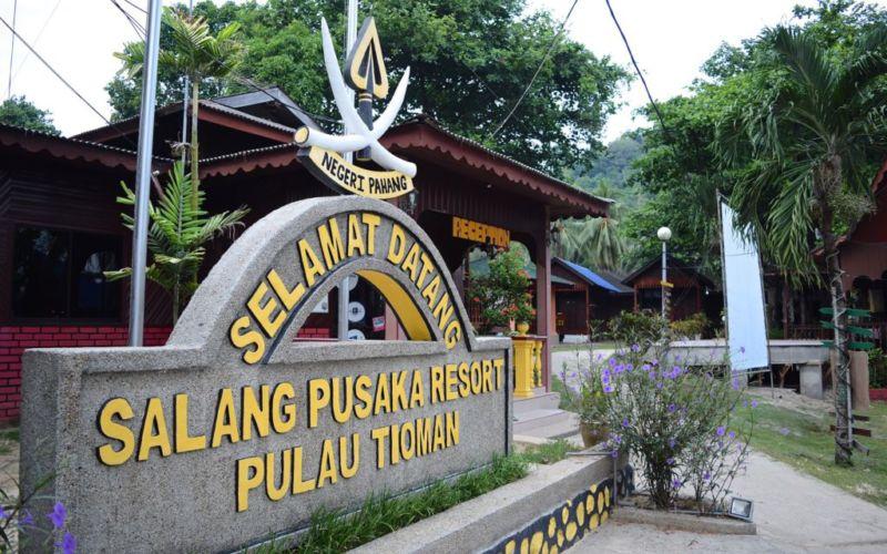 Salang Pusaka Resort, Tioman