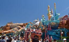 Mermaid Lagoon, Tokyo DisneySea