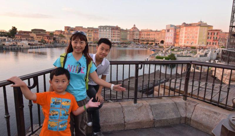 Mediterranean Harbor, Tokyo DisneySea