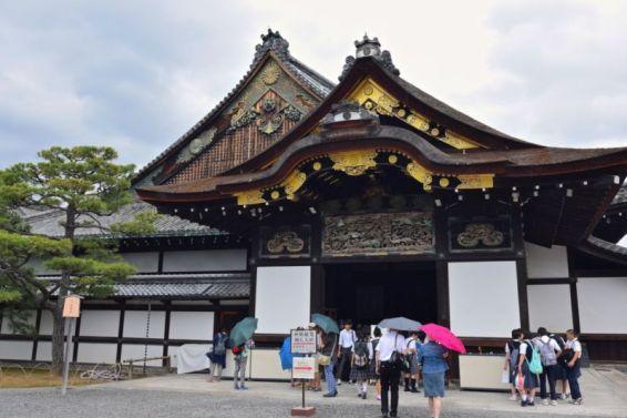 Ninomaru Palace, Nijo Castle, Kyoto