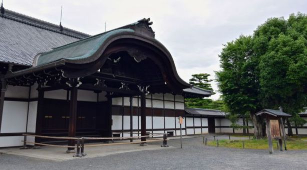 Honmaru Palace, Nijo Castle, Kyoto