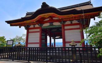 West Gate, Kiyomizu-dera, Kyoto