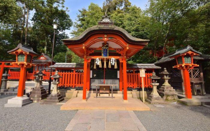 Tamayama Inarisha, Fushimi Inari @2015